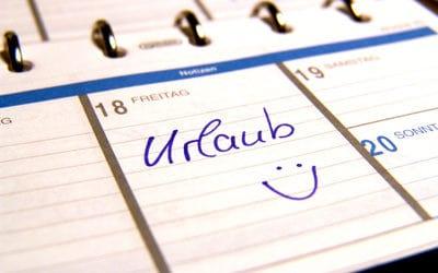 Jahresurlaub: 10 Dinge, die Arbeitnehmer zum Thema wissen sollten