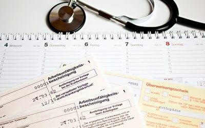 Krankheitsbedingte Kündigung: Voraussetzungen und Erfolgsaussichten